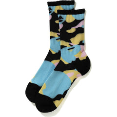 NEW MULTI CAMO SOCKS MENS