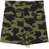 1ST CAMO BIKER SHORTS LADIES