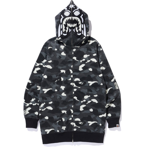 CITY CAMO TIGER LONG LENGTH FULL ZIP HOODY M