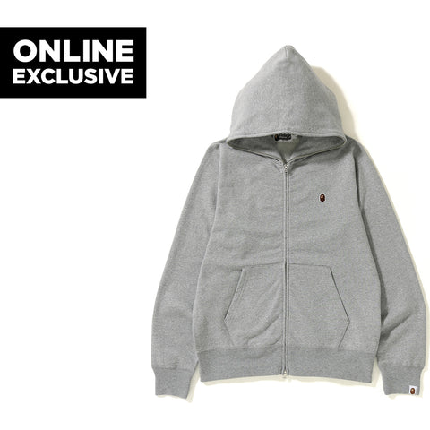 ONE POINT FULL ZIP HOODIE M BAPEC MENS