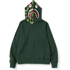 7bbcff25c703 NEW ABC SHARK FULL ZIP HOODIE MENS