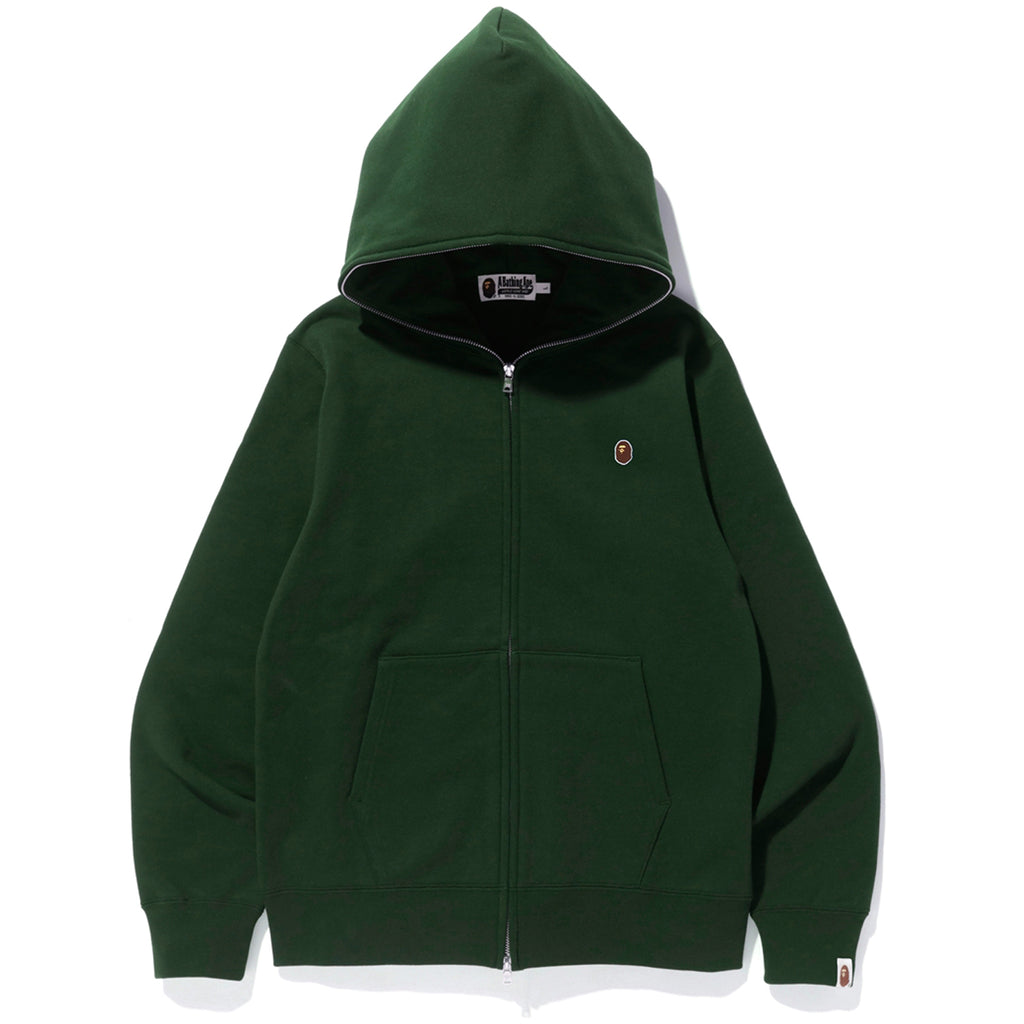 08f54ff09523 SILICON ONE POINT FULL ZIP HOODIE MENS