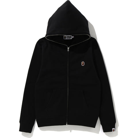 ONE POINT FULL ZIP HOODIE LADIES