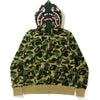 BIG ABC CAMO SHARK WIDE FULL ZIP DOUBLE MENS