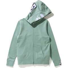 2ND APE FULL ZIP HOODIE LADIES