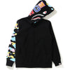 NEW MULTI CAMO SHARK FULL ZIP HOODIE JR KIDS