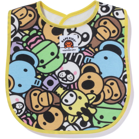 MILO ALL FRIENDS BIB KB 2 KIDS