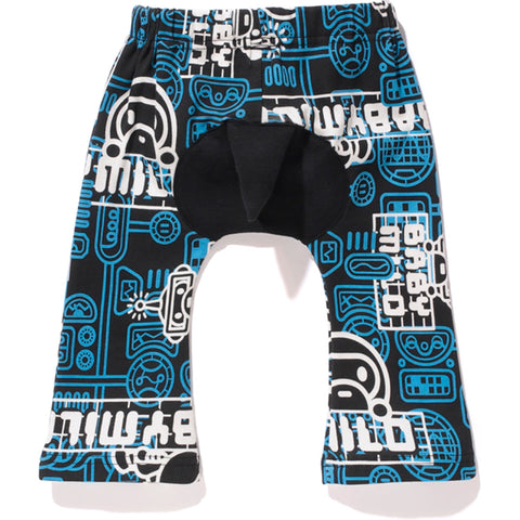 MILO FUTURE NEON MONKEY PANTS