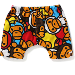 ALL BABY MILO MULTI REVERSIBLE SHORT PAN KIDS