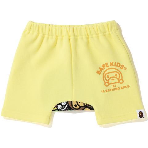 MILO ALL FRIENDS MONKEY SHORT PANTS KB KIDS