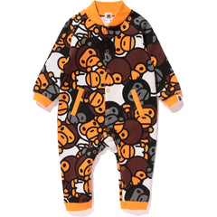ALL BABY MILO MIX COVERALL K