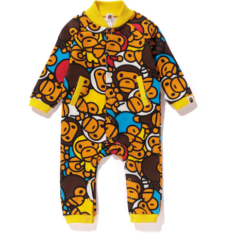 ALL BABY MILO MULTI COVERALL KIDS