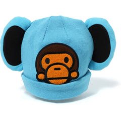 BABY MILO X ANIMALS KNIT CAP KIDS