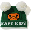 BABY MILO DOUBLE POMPON KNIT CAP KIDS