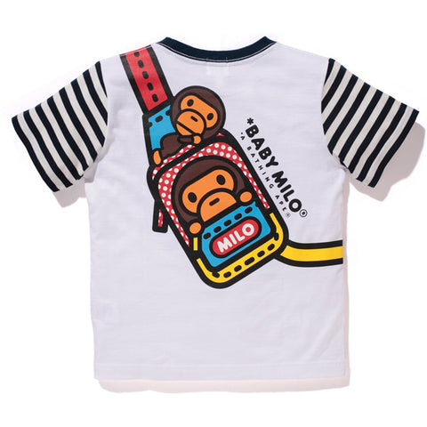 BABY MILO FAKE SHOULDER TEE /K