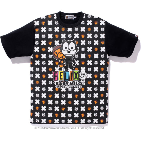 FELIX THE CAT MONOGRAM TEE