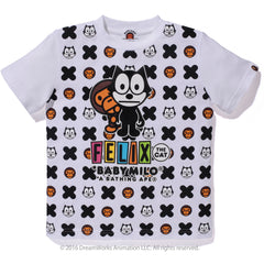 FELIX THE CAT MONOGRAM TEE /K