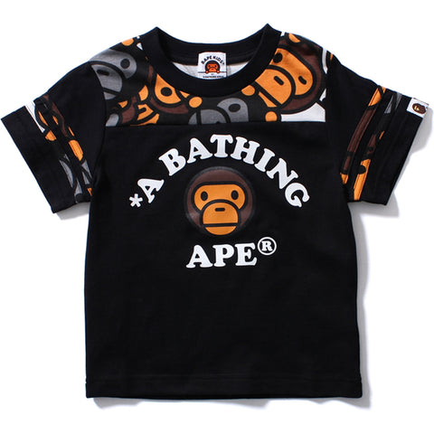 ALL BABY MILO MIX FOOTBALL TEE