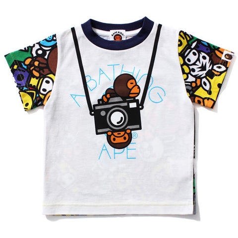 MILO ALL SAFARI FAKE CAMERA TEE