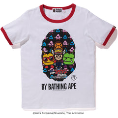 ARALE X MILO APE HEAD TEE LADIES