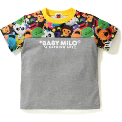 MILO ALL PLUSH DOLL FOOTBALL TEE KIDS