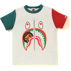 MILO SHARK CRAZY TEE KIDS