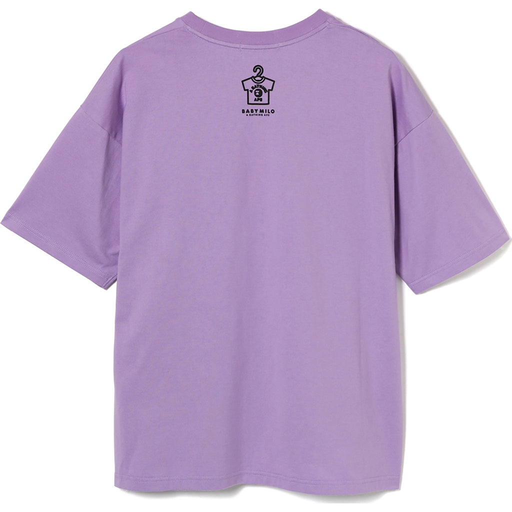 MILO COLLEGE OVERSIZED TEE LADIES