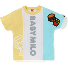 BABY MILO JUNK FOOD COLOR BLOCK TEE KIDS