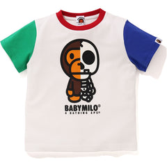MILO & BONE GLOW IN THE DARK TEE KIDS