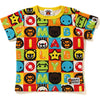 MILO FRIENDS BLOCK TEE KB KIDS