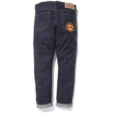 1999 TYPE-02 MILO DENIM PANTS