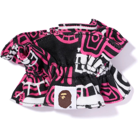 MILO FUTURE NEON SCRUNCHIE K
