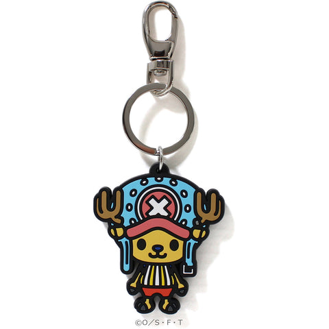 CHOPPER SILICON KEYCHAIN MENS