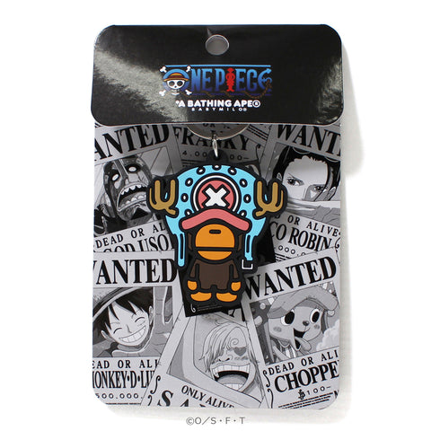 CHOPPER MILO SILICON KEYCHAIN MENS
