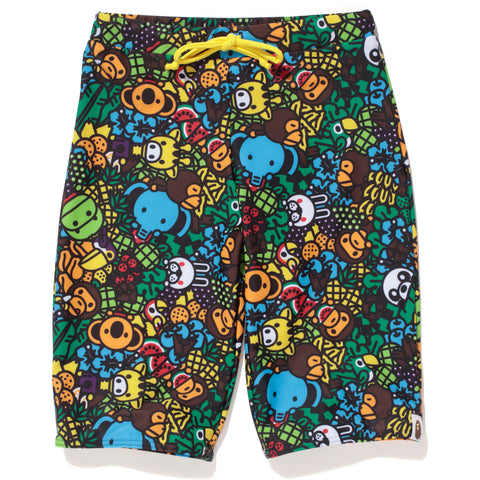 MILO ALL ISLAND SWIM SHORTS KIDS
