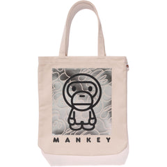 10ARTISTS MANKEY TOTE MENS