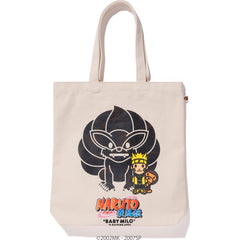 NARUTO X BAPE TOTE BAG #1 MENS