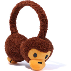 BABY MILO PLUSH DOLL EAR MUFFS KIDS