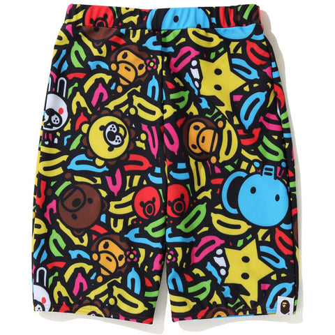 MILO BANANA POOL SWIM SHORTS KIDS