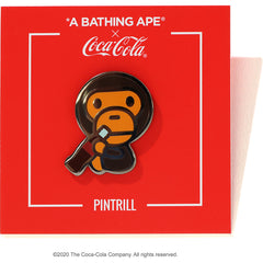 COCA COLA BABY MILO PINTRILL PINS MENS