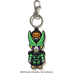 BAPE X DRAGON BALL Z BABY MILO & CELL KEYCHAIN MENS