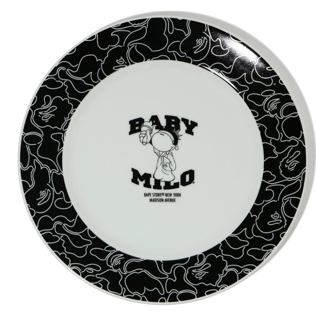 MADISON AVENUE BABY MILO PLATE M 2 MENS