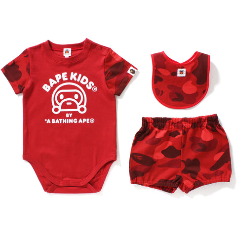 COLOR CAMO BABY GIFT SET KIDS