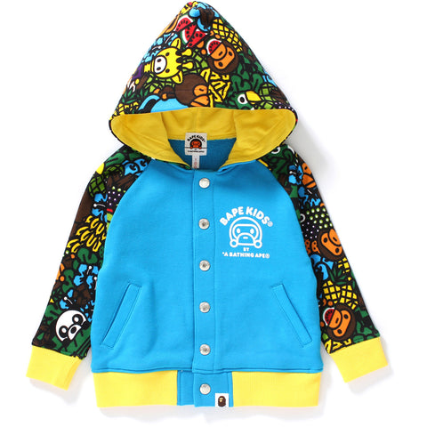 MILO ALL ISLAND SWEAT JACKET KIDS