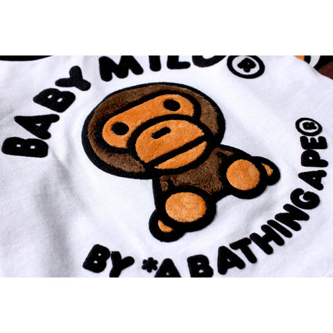 ALL BABY MILO MIX LONG SLEEVE /K