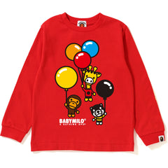MILO FLY BALOONS L/S TEE KIDS
