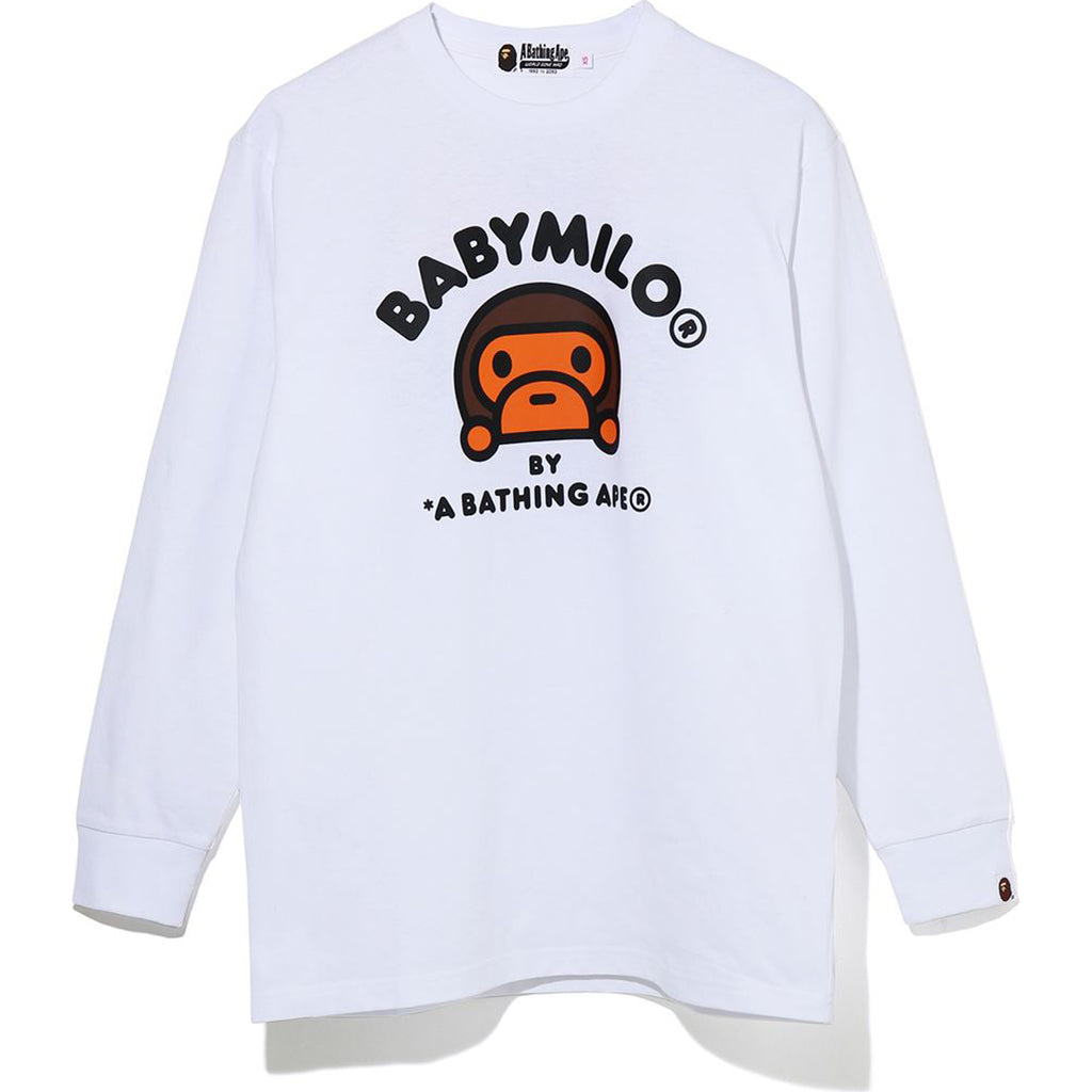 MILO ALL MIX OVERSIZED L/S TEE LADIES