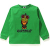 BABY MILO CROWN L/S TEE KIDS