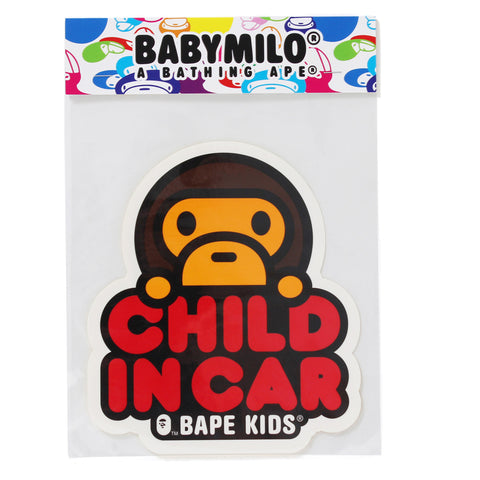 BABY MILO CHILD IN STICKER KIDS