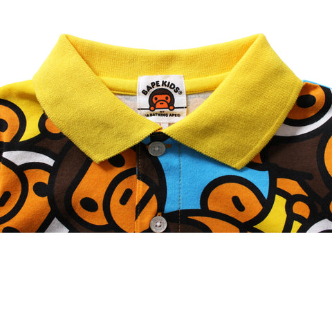 ALL BABY MILO MULTI POLO KIDS